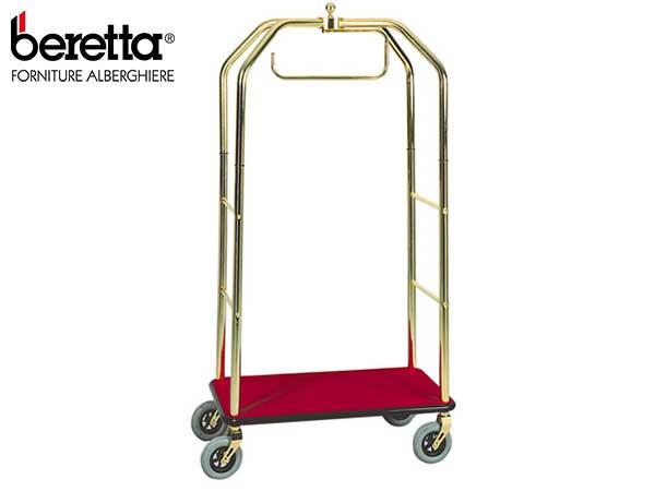 Carrello portavaligie e portabiti beretta utility - Portabiti con ruote ...